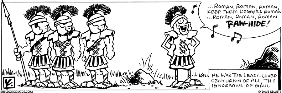strip for October / 27 / 2006