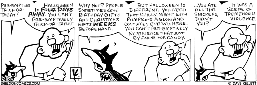 strip for October / 28 / 2006