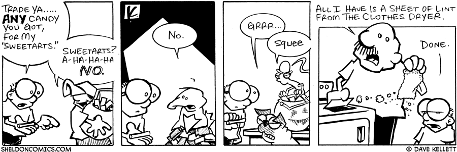 strip for November / 1 / 2006