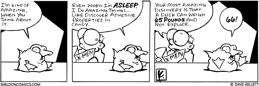strip for November / 4 / 2006