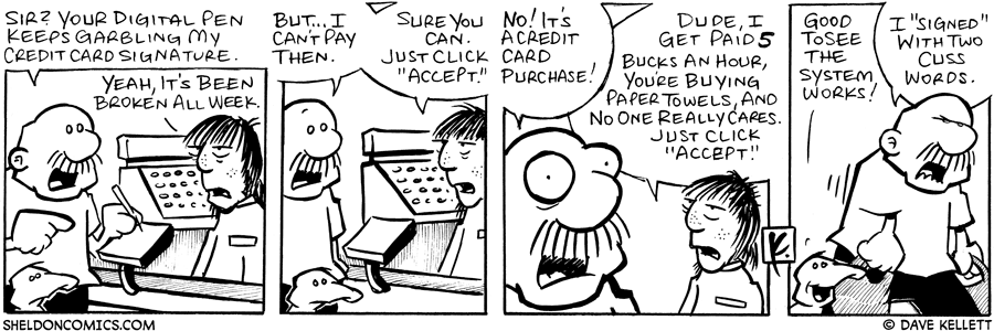 strip for November / 7 / 2006