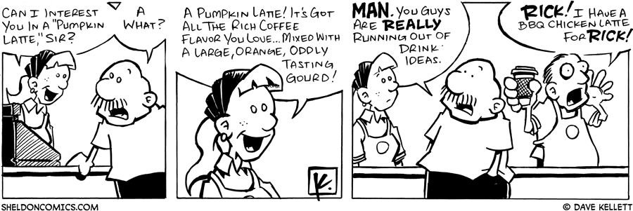 strip for November / 8 / 2006