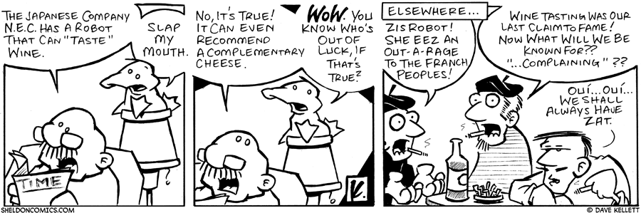 strip for November / 11 / 2006