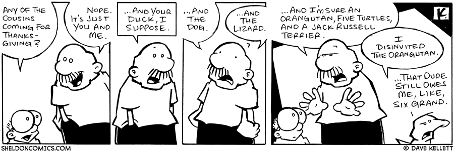 strip for November / 21 / 2006