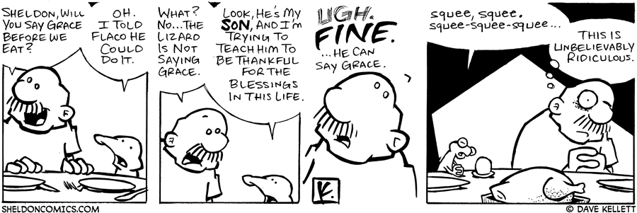 strip for November / 22 / 2006