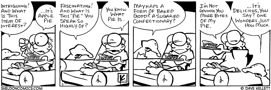 strip for November / 23 / 2006