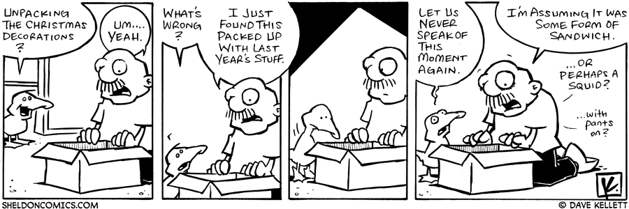 strip for November / 25 / 2006