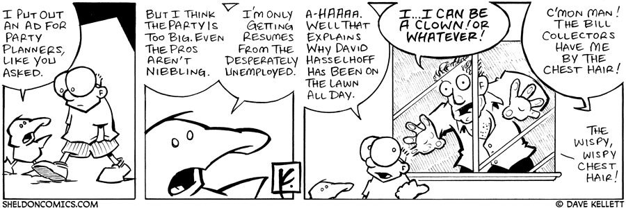 strip for November / 28 / 2006