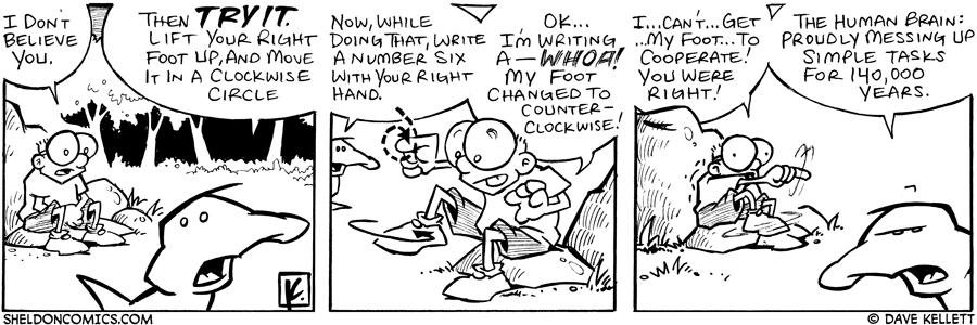 strip for December / 7 / 2006