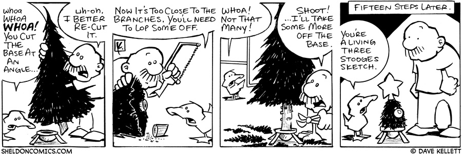 strip for December / 8 / 2006