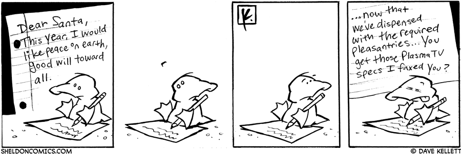 strip for December / 13 / 2006