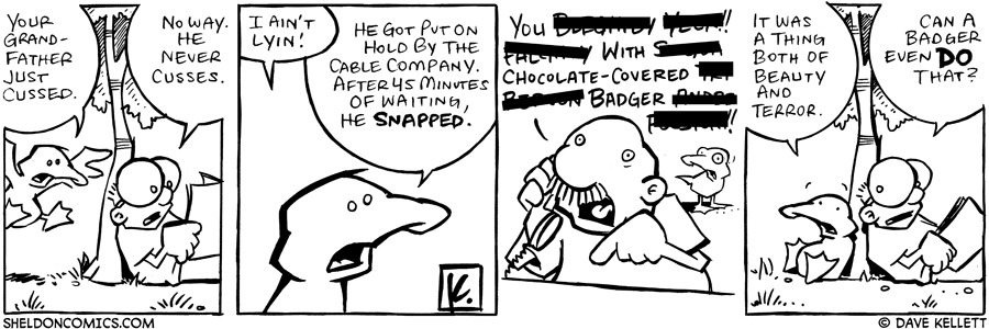 strip for December / 14 / 2006