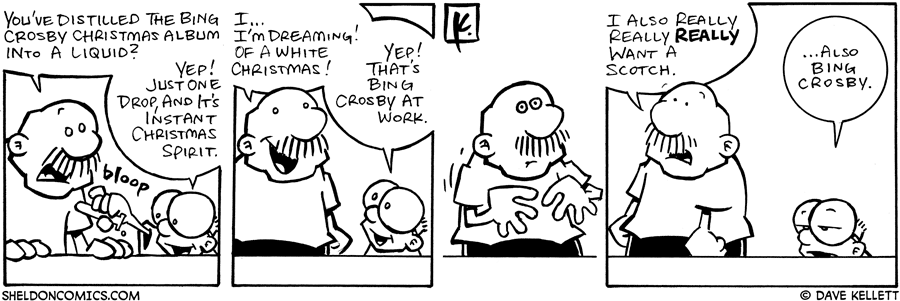 strip for December / 20 / 2006