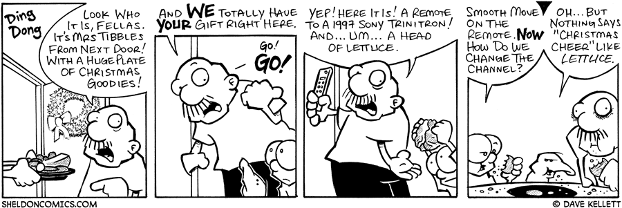 strip for December / 22 / 2006
