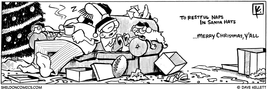 strip for December / 25 / 2006