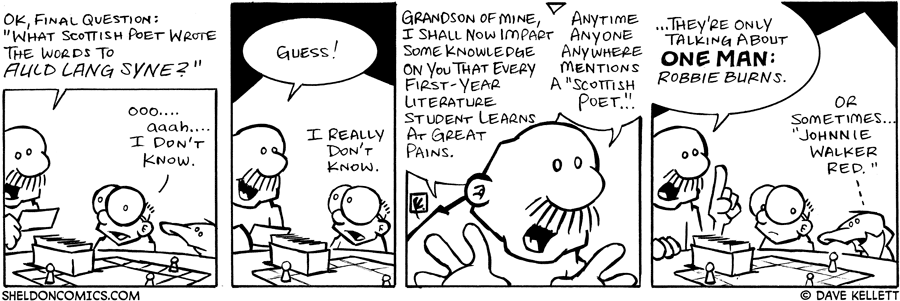 strip for December / 29 / 2006