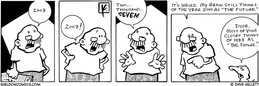 strip for January / 1 / 2007