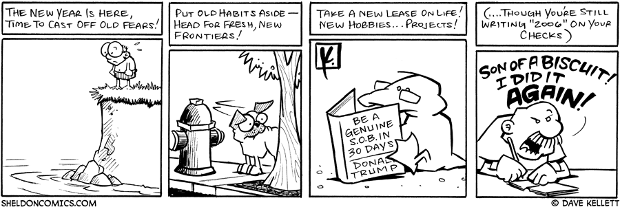 strip for January / 3 / 2007