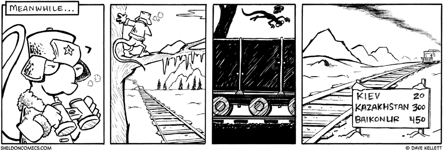 strip for January / 6 / 2007