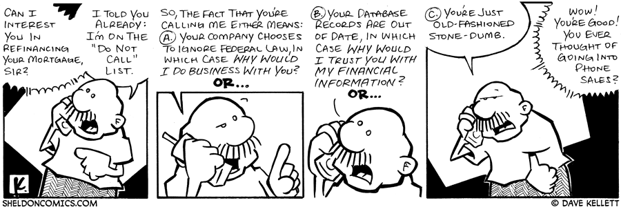 strip for January / 8 / 2007