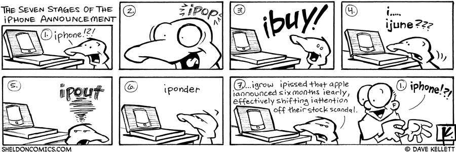 strip for January / 10 / 2007