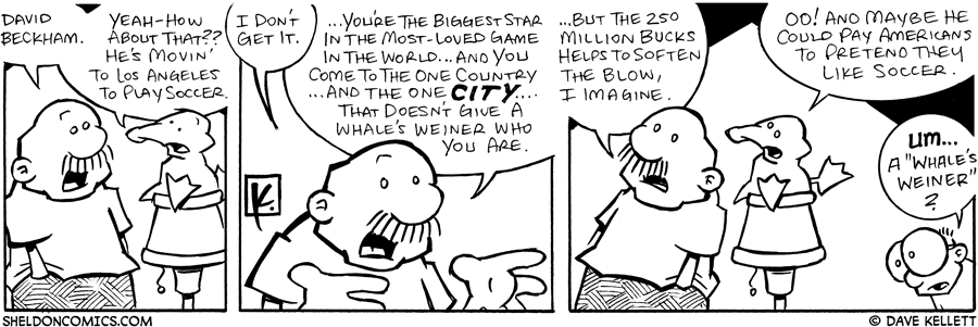 strip for January / 12 / 2007