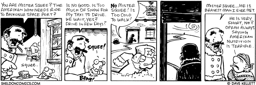 strip for January / 13 / 2007