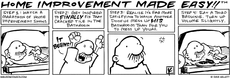 strip for January / 17 / 2007