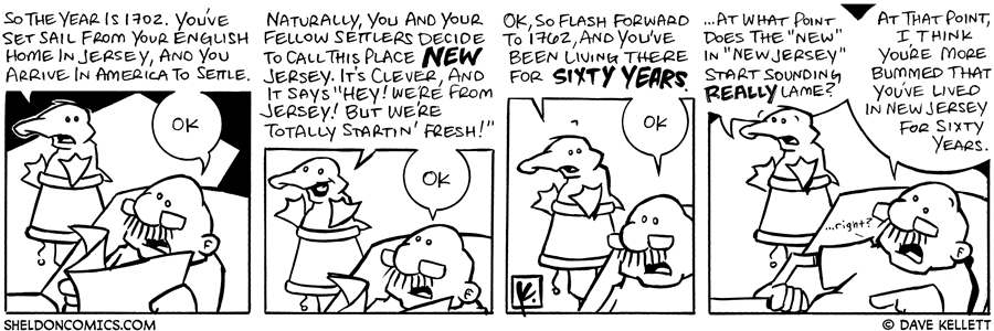 strip for January / 19 / 2007