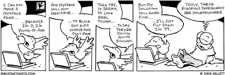 strip for January / 26 / 2007