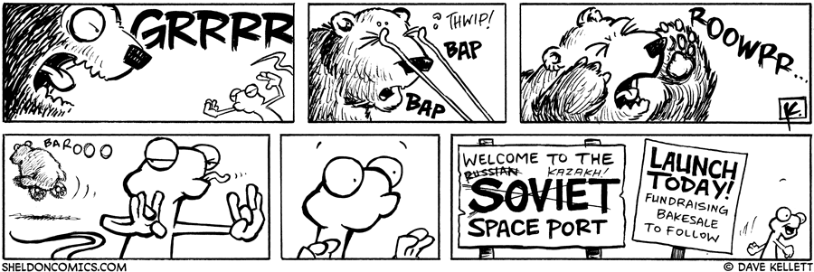 strip for January / 27 / 2007