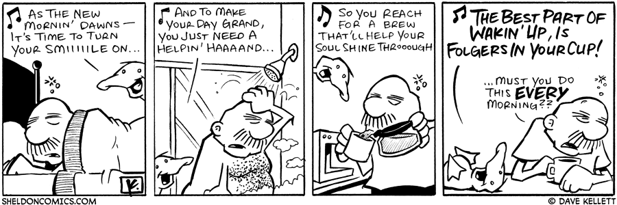 strip for January / 29 / 2007
