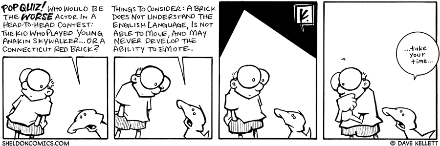 strip for February / 5 / 2007