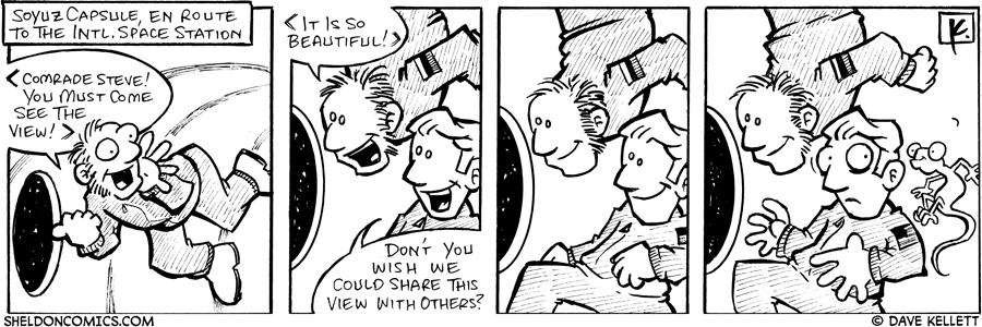 strip for February / 10 / 2007