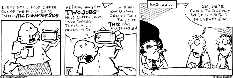 strip for February / 14 / 2007