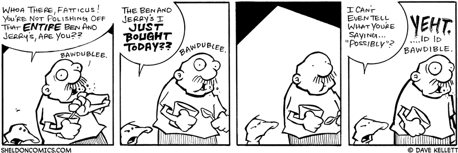 strip for February / 16 / 2007