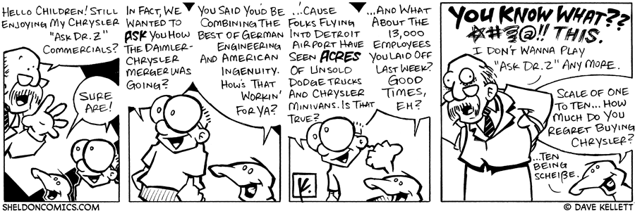 strip for February / 23 / 2007