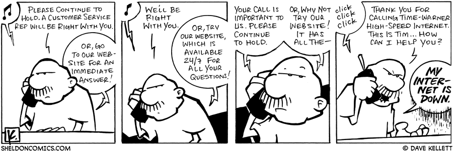 strip for March / 6 / 2007