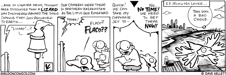 strip for March / 10 / 2007