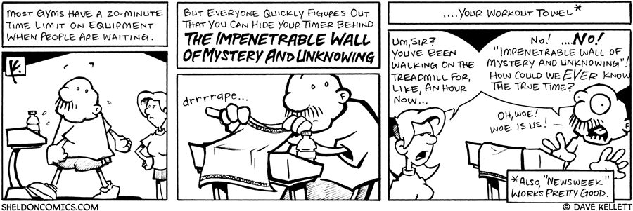 strip for March / 20 / 2007 - This is title text testing