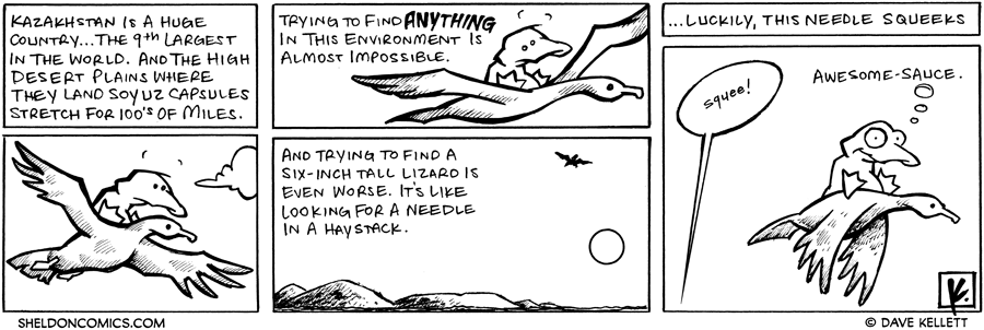 strip for March / 24 / 2007
