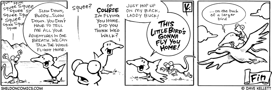 strip for March / 31 / 2007