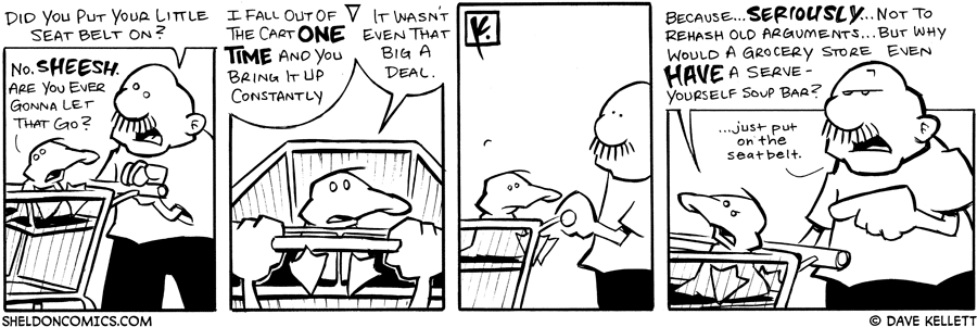 strip for April / 18 / 2007