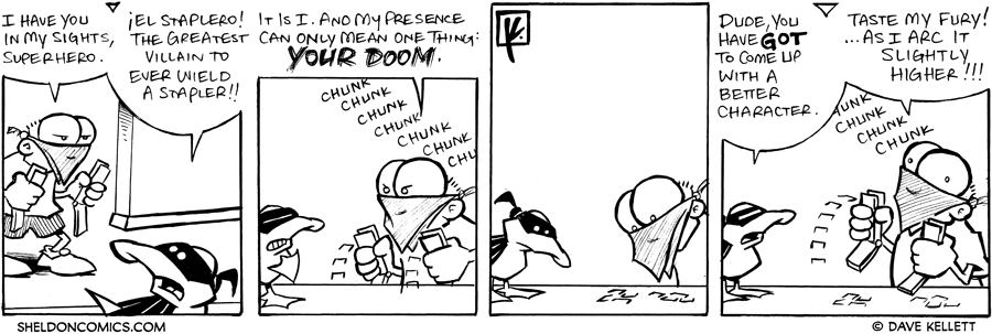 strip for April / 30 / 2007