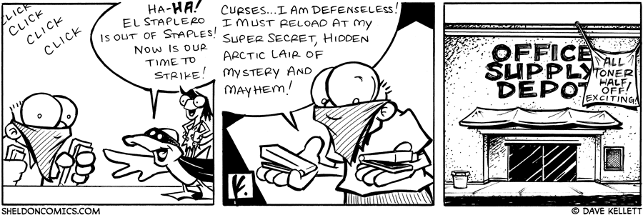 strip for May / 4 / 2007