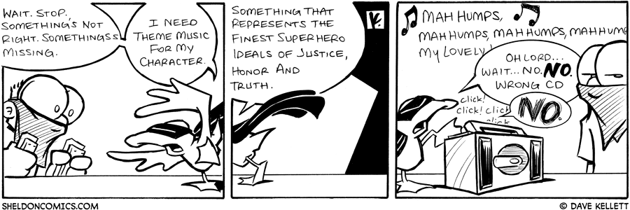 strip for May / 5 / 2007