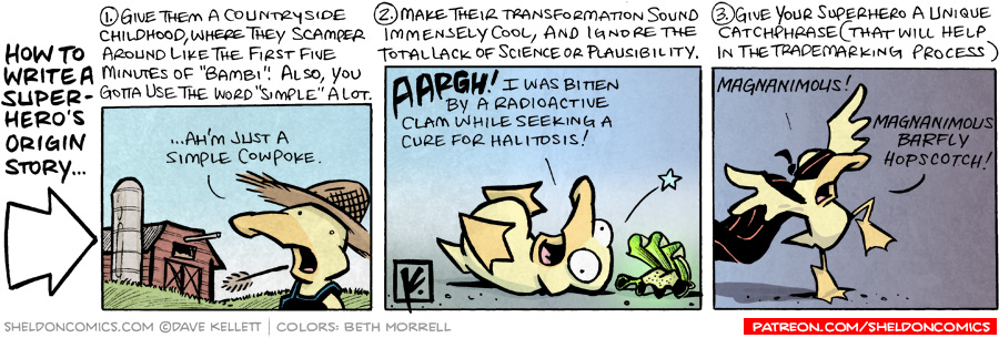 strip for May / 7 / 2007
