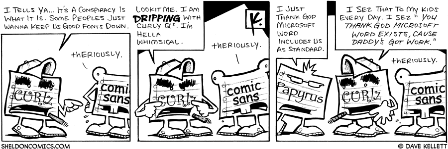 strip for May / 12 / 2007