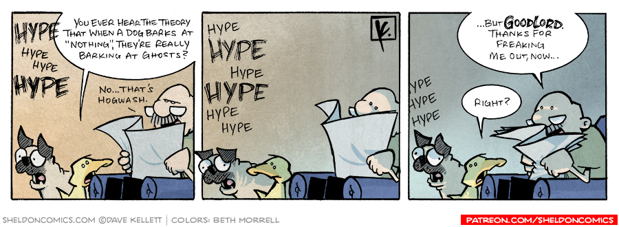 strip for May / 14 / 2007