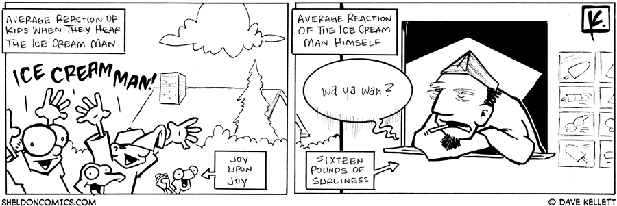 strip for May / 18 / 2007